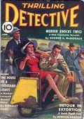 Thrilling Detective (1931-1953 Standard) Pulp Vol. 34 #2