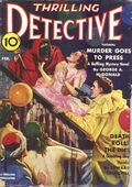 Thrilling Detective (1931-1953 Standard) Pulp Vol. 34 #3