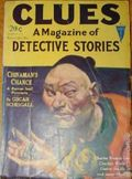 Clues Detective Stories (1926-1943 Clayton Magazines) Pulp Vol. 15 #3