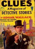 Clues Detective Stories (1926-1943 Clayton Magazines) Pulp Vol. 16 #1