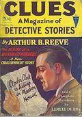 Clues Detective Stories (1926-1943 Clayton Magazines) Pulp Vol. 16 #2