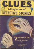 Clues Detective Stories (1926-1943 Clayton Magazines) Pulp Vol. 16 #3