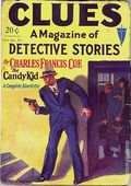 Clues Detective Stories (1926-1943 Clayton Magazines) Pulp Vol. 16 #4