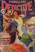 Thrilling Detective (1931-1953 Standard) Pulp Vol. 35 #1