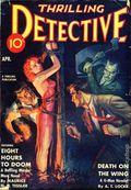 Thrilling Detective (1931-1953 Standard) Pulp Vol. 35 #2