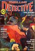 Thrilling Detective (1931-1953 Standard) Pulp Vol. 35 #3