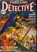Thrilling Detective (1931-1953 Standard) Pulp Vol. 36 #1