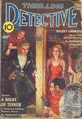 Thrilling Detective (1931-1953 Standard) Pulp Vol. 36 #2