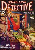 Thrilling Detective (1931-1953 Standard) Pulp Vol. 36 #3