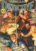 Thrilling Detective (1931-1953 Standard) Pulp Vol. 37 #1