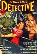 Thrilling Detective (1931-1953 Standard) Pulp Vol. 37 #2