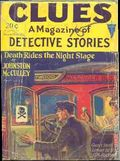 Clues Detective Stories (1926-1943 Clayton Magazines) Pulp Vol. 17 #3