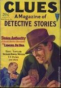 Clues Detective Stories (1926-1943 Clayton Magazines) Pulp Vol. 17 #4