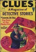 Clues Detective Stories (1926-1943 Clayton Magazines) Pulp Vol. 18 #2