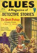 Clues Detective Stories (1926-1943 Clayton Magazines) Pulp Vol. 18 #3
