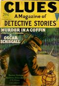 Clues Detective Stories (1926-1943 Clayton Magazines) Pulp Vol. 19 #2