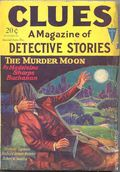Clues Detective Stories (1926-1943 Clayton Magazines) Pulp Vol. 19 #3