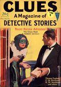 Clues Detective Stories (1926-1943 Clayton Magazines) Pulp Vol. 19 #4