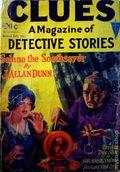 Clues Detective Stories (1926-1943 Clayton Magazines) Pulp Vol. 20 #1