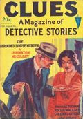 Clues Detective Stories (1926-1943 Clayton Magazines) Pulp Vol. 20 #2