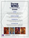 Doctor Who The Complete History HC (2015- Hachette) 16-1ST