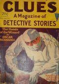 Clues Detective Stories (1926-1943 Clayton Magazines) Pulp Vol. 20 #4