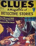Clues Detective Stories (1926-1943 Clayton Magazines) Pulp Vol. 21 #2