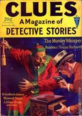 Clues Detective Stories (1926-1943 Clayton Magazines) Pulp Vol. 21 #3
