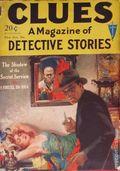 Clues Detective Stories (1926-1943 Clayton Magazines) Pulp Vol. 21 #4