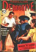Thrilling Detective (1931-1953 Standard) Pulp Vol. 38 #1