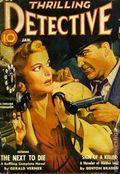 Thrilling Detective (1931-1953 Standard) Pulp Vol. 38 #2