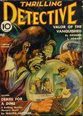Thrilling Detective (1931-1953 Standard) Pulp Vol. 38 #3