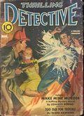 Thrilling Detective (1931-1953 Standard) Pulp Vol. 39 #1