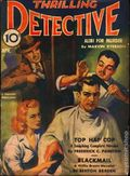 Thrilling Detective (1931-1953 Standard) Pulp Vol. 39 #2
