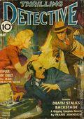 Thrilling Detective (1931-1953 Standard) Pulp Vol. 39 #3