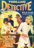 Thrilling Detective (1931-1953 Standard) Pulp Vol. 40 #2