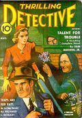 Thrilling Detective (1931-1953 Standard) Pulp Vol. 40 #3
