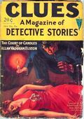 Clues Detective Stories (1926-1943 Clayton Magazines) Pulp Vol. 22 #2