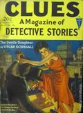 Clues Detective Stories (1926-1943 Clayton Magazines) Pulp Vol. 22 #3