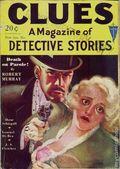 Clues Detective Stories (1926-1943 Clayton Magazines) Pulp Vol. 22 #4