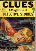 Clues Detective Stories (1926-1943 Clayton Magazines) Pulp Vol. 23 #1