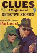 Clues Detective Stories (1926-1943 Clayton Magazines) Pulp Vol. 23 #2