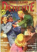 Thrilling Detective (1931-1953 Standard) Pulp Vol. 41 #1