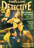 Thrilling Detective (1931-1953 Standard) Pulp Vol. 41 #2