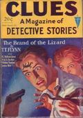 Clues Detective Stories (1926-1943 Clayton Magazines) Pulp Vol. 23 #4