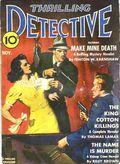 Thrilling Detective (1931-1953 Standard) Pulp Vol. 41 #3