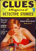 Clues Detective Stories (1926-1943 Clayton Magazines) Pulp Vol. 24 #1