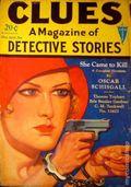 Clues Detective Stories (1926-1943 Clayton Magazines) Pulp Vol. 24 #2