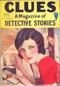 Clues Detective Stories (1926-1943 Clayton Magazines) Pulp Vol. 24 #3