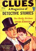 Clues Detective Stories (1926-1943 Clayton Magazines) Pulp Vol. 24 #4